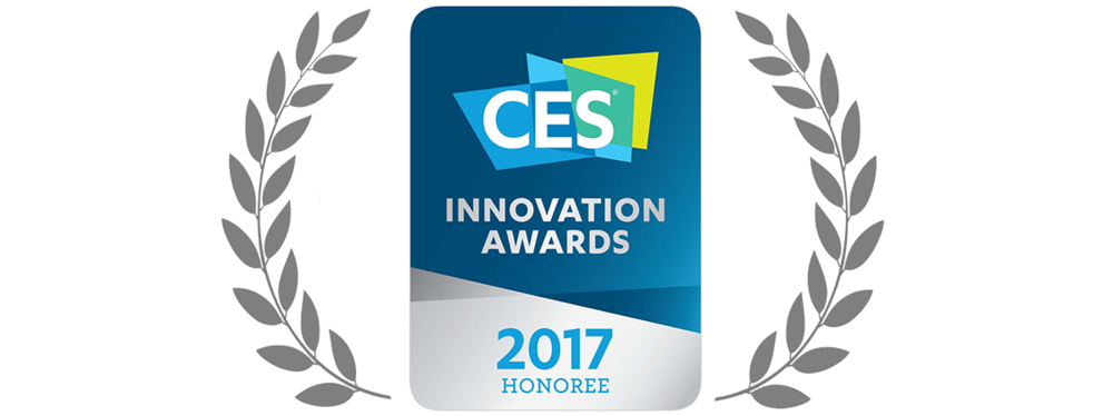 Quarterback CES Innovation Award Winner 2017